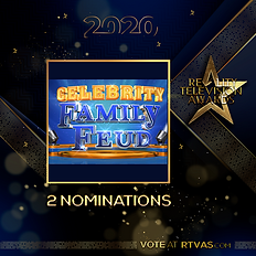 Celebrity Family Feud - 2 Nominations -