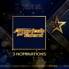 America's Got Talent - 3 Nominations - P