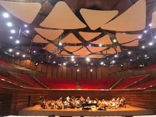 Astana, Concerto Ravel, Salle 3500 seats