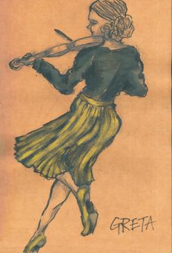 THE METAMORPHOSIS - costume