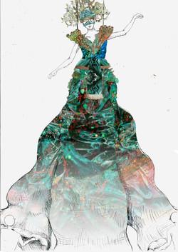 JUST ADD WATER - Sea Goddess
