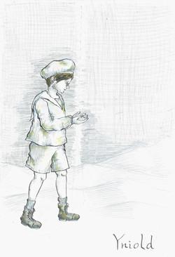 PELLÉAS ET MÉLISANDE - costume