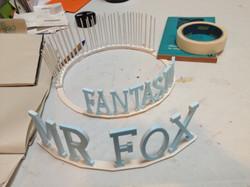 FANTASTIC MR FOX - model