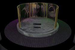 THE METAMORPHOSIS - Sketchup render