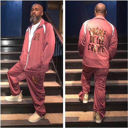 Créme De Lee Créme Fuzzy Trap Suit