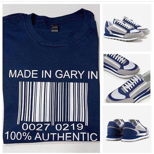 Made In Gary Tee