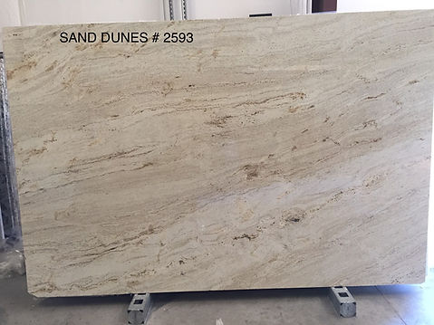 Sand Dunes - 2593