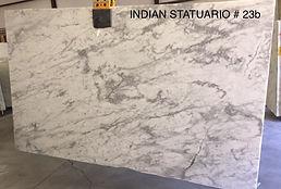 Indian Statuario #023b