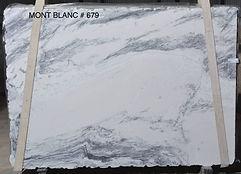 Mont Blanc - 679