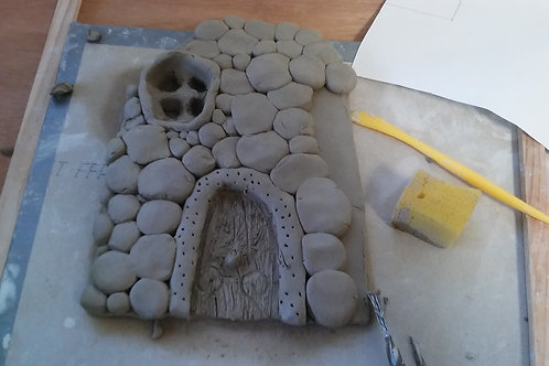 Private Group Play with Clay Session