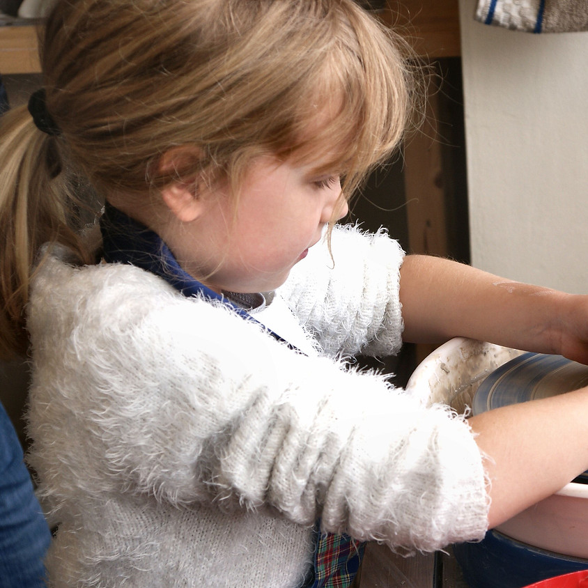 October Home Education Mini Wheel Taster / Play with Clay