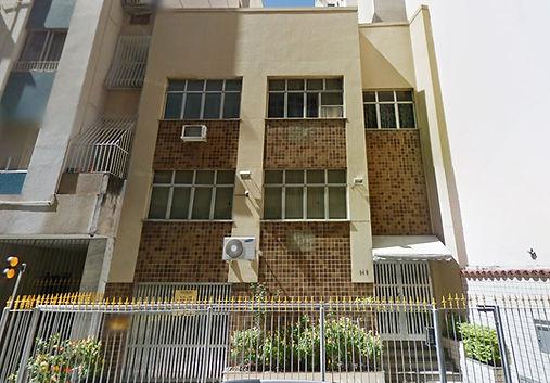 Prédio do Moura Espaço Multi - Aluguel de Salas no Catete, RJ