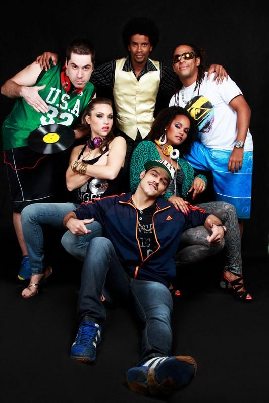 Peça Funk Brasil 40 Anos de Baile