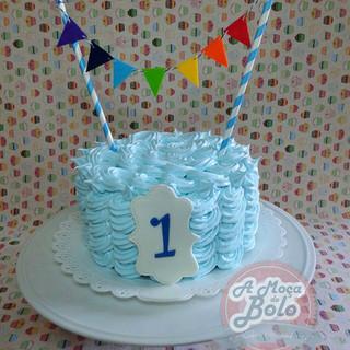 Smash the Cake RJ