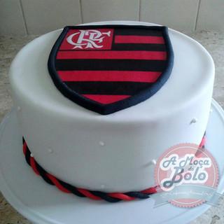 Bolo Time Flamengo