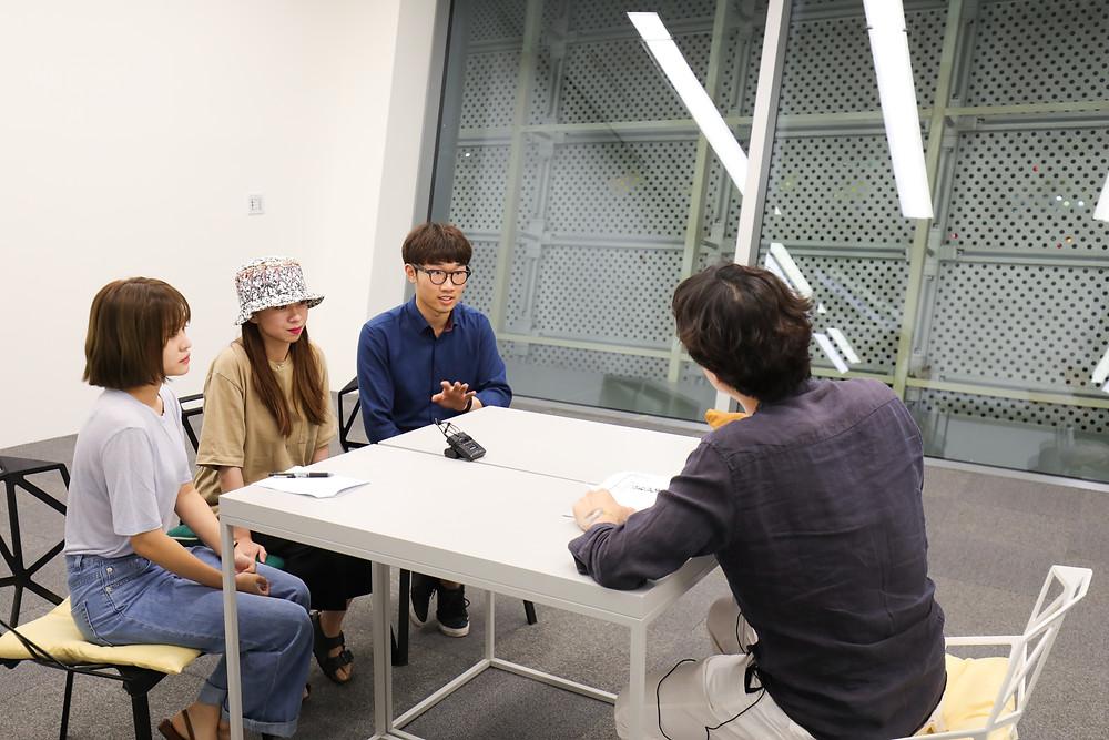 박채현, 조화라, 전성재
