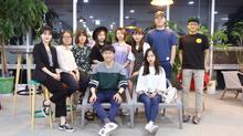 서울과학기술대학교 디자인학과 시각디자인프로그램 34대 졸업준비위원회