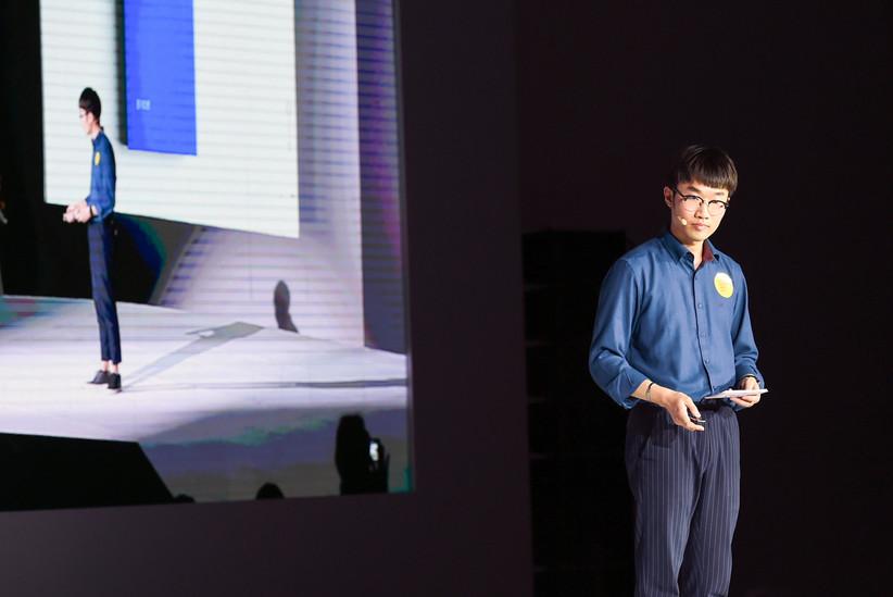 Seoul Design Week 2017 EP.age Project(Youth Designer Session) On Stage speaker September 22, 2017 Dongdaemun Design Plaza