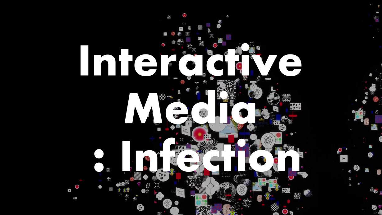 Interactive Media : Infection  Made by Miles Lab *Design : Seongjae Jeon *Develop : Yohan Lim