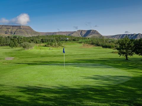 Iceland - Mosfellsbaer Golf - Golfklúbbur Mosfellsbæjar - Bakkakot