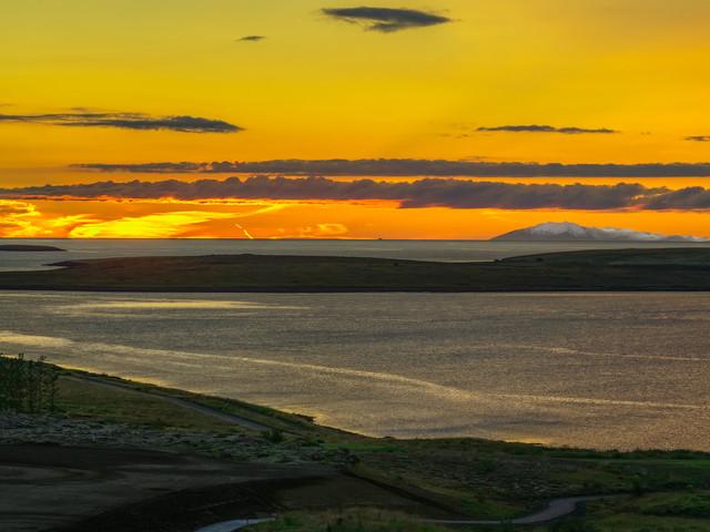 Iceland - Mosfellsbaer Golf - Golfklúbbur Mosfellsbæjar - Hlidavollur - Hlíðavöllur - midnight golf 5
