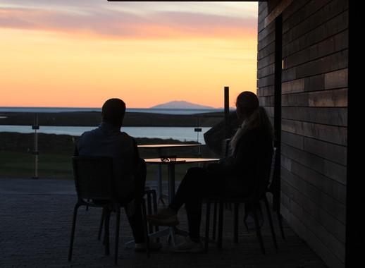 Iceland - Mosfellsbaer Golf - Golfklúbbur Mosfellsbæjar - Hlidavollur - Midnight golf Iceland