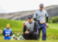 Iceland - Mosfellsbaer Golf - Golfklúbbur Mosfellsbæjar - Hlidavollur - Hlíðavöllur - Icelandic National Championship