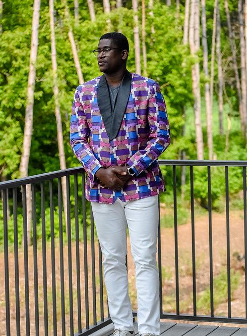 Idowu Men's Jacket