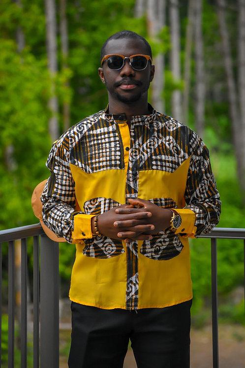Zamba Men Shirt