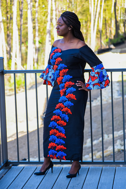 LEENA WOMEN DRESS