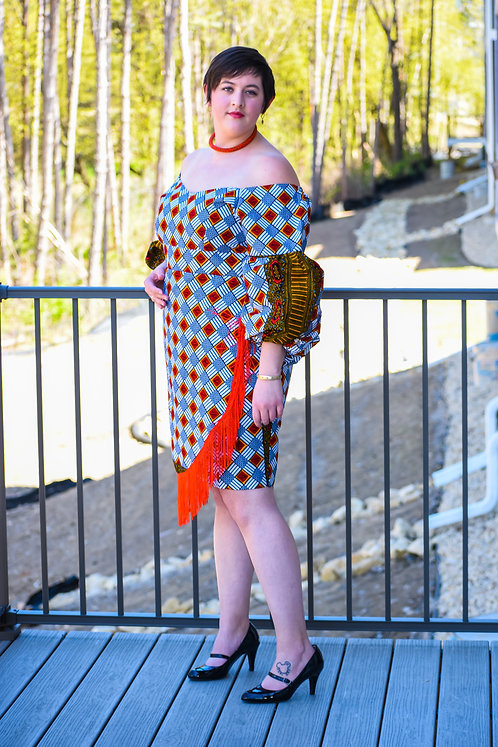 ADA WOMEN DRESS