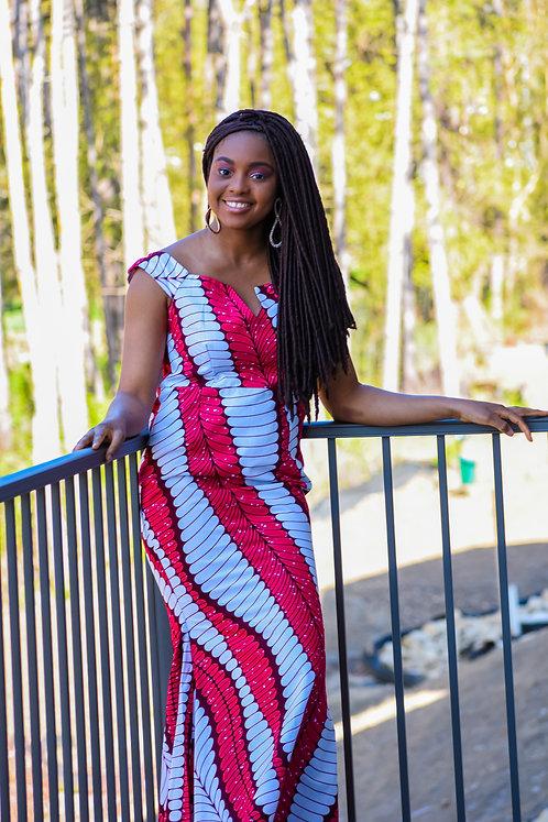 PEMBE WOMEN DRESS