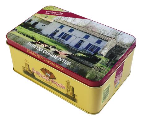Boîte Poitou-Charentes
