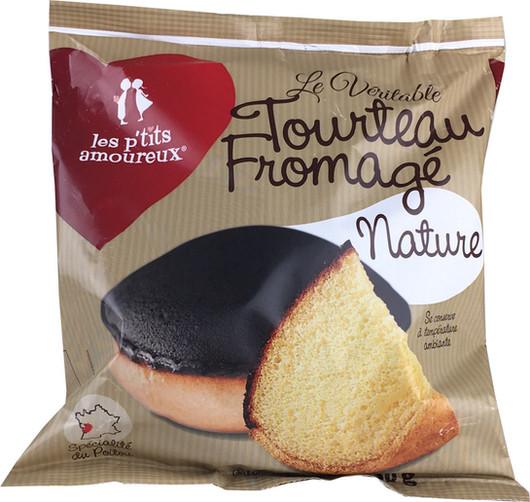 """Tourteau fromagé """"Véritable"""" au lait de vache Nature"""