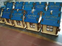 Упаковка-домик