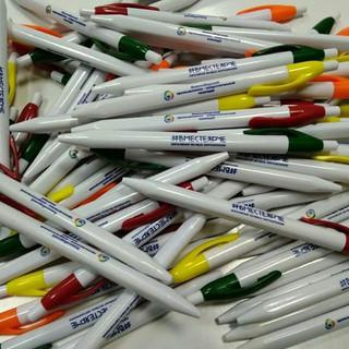 Ручки с логотипом 🖍_#студиясок #станция