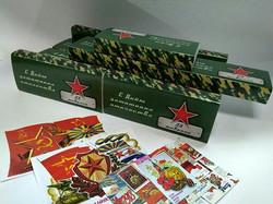Подарки в индивидуальной упаковке