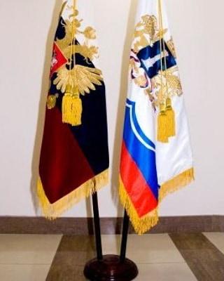 Флаги напольные
