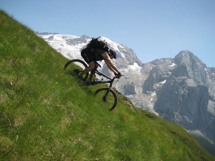 66.000 Höhenmeter Alpencross Special