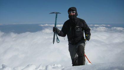 Bis ans Limit am Mount Fuji