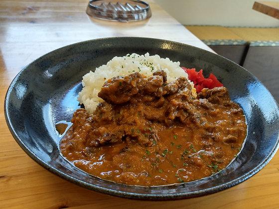鹿ワイン煮カレー【180g】