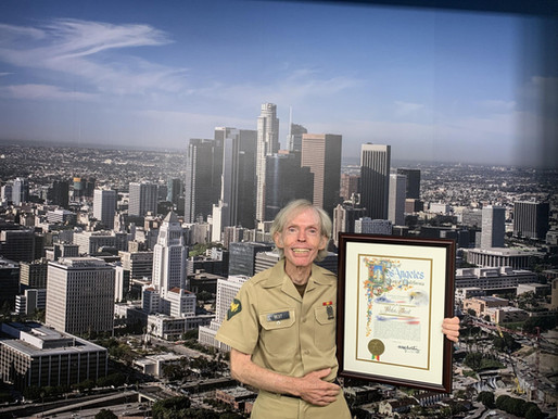 RECOGNIZING A LIFETIME OF SERVICE