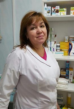 Ветеринарный врач Алексеева Ирна Константиовна