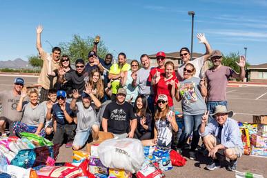 Community Paws Volunteers