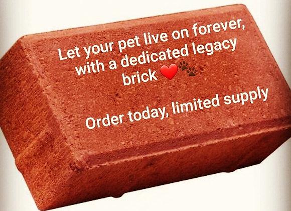 Legacy Brick