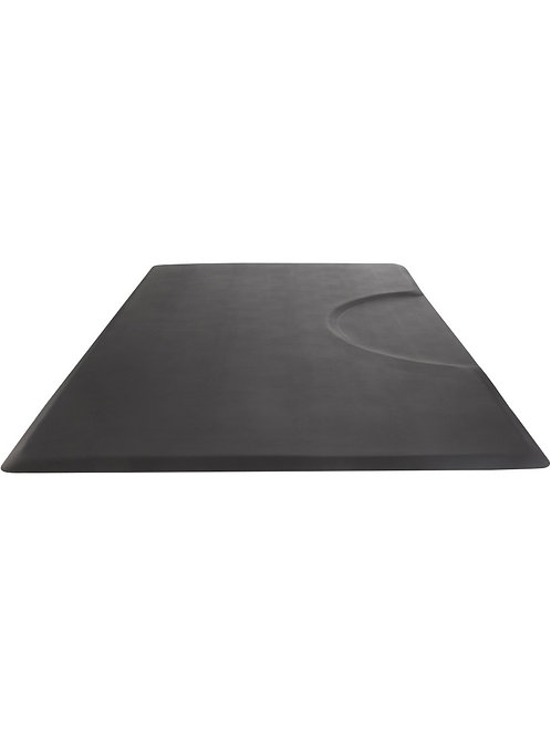 Square Floor Mats for Round base