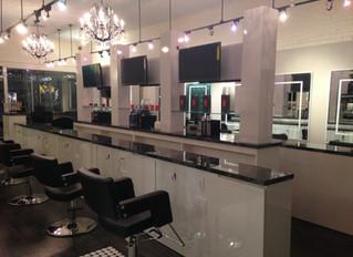 Designing Your Hair Salon !