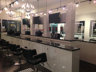 Designing Your Hair Salon !