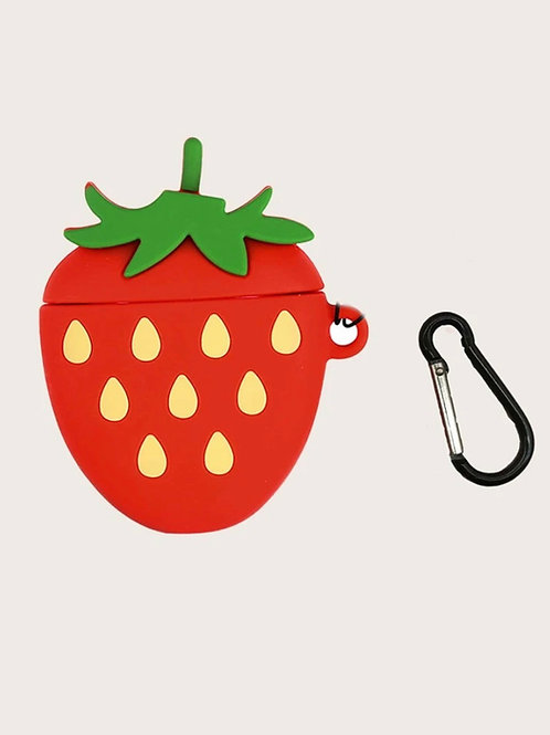 Strawberry Airpod  Case