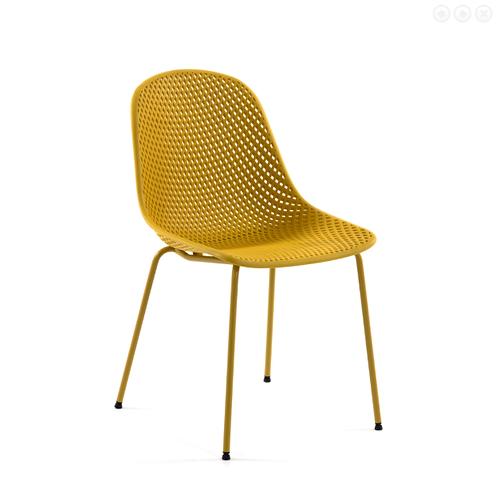 Cadeira QUINBY Amarela
